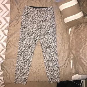 Patterned TopShop pants